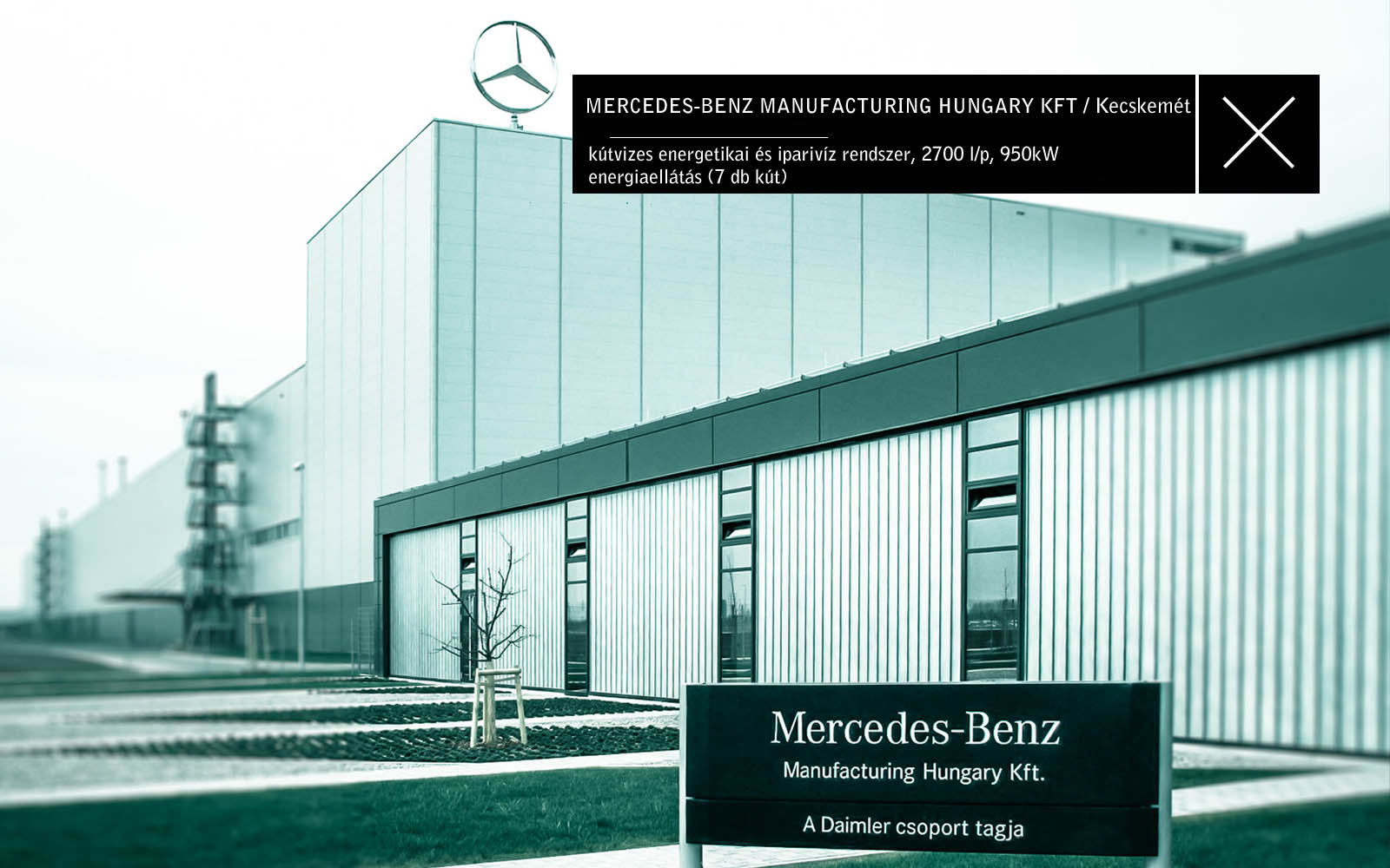 Manufacturing-Benz Manufacturing Hungary Kft.